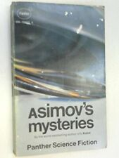 Asimov's Mysteries (Panther science fiction) by Asimov, Isaac Paperback Book The