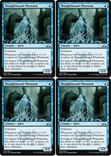 4x THOUGHTBOUND PHANTASM Guilds of Ravnica MTG Blue Creature — Spirit Unc