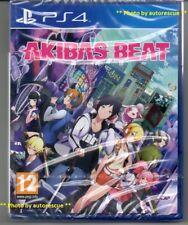 Akiba's Beat  Akibas 'New & Sealed'   *PS4(Four)*