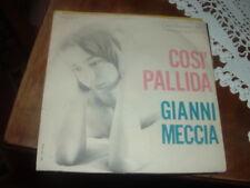 """GIANNI MECCIA """" COSI' PALLIDA - LA RAGAZZA DI VIA FRATTINA"""" E.MORRICONE ITALY'62"""