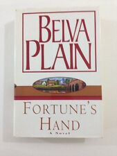 Fortune's Hand - Belva Plain (1999, Hardcover, Dust Jacket)