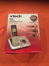 Vtech Cs6429 Dect 6.0 Expandable Cordless Phone with Answering System and Cal.