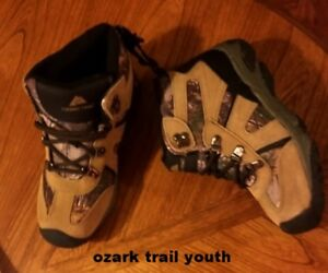 OZARK TRAIL~REAL TREE~H.SURVIVORS MEN~HIKING WOMEN~CAMOUFLAGE BOOTS~SANDAL SHOES