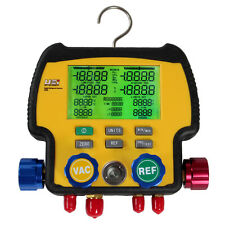 UEi AK940 Digital Refrigerant System Analyzer and Manifold