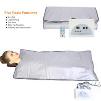Far Far Infrared Heated Blanket Lymph Drainage Weight Loss Body Slimming Machine