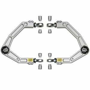 ICON® UCA Delta Joint Billet Upper Control Arms Kit for 2010+ Ford F150 Raptor