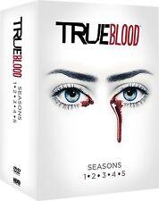 True Blood: Season 1 - 5 Box Set (25 Discs) (DVD) (C-18)
