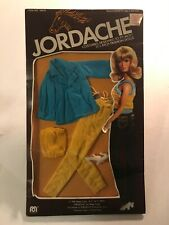 Mego Doll (Barbie Clone) 1981 Jordache Jeans Outfit - New in Original Package