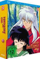 InuYasha - TV Serie - Box 5 - Episoden 105-138 - Blu-Ray - NEU