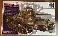 AFV CLUB AF35178 - 1/35 VALENTINE Mk.I BRITISH INFANTRY TANK Mk.III - NUOVO