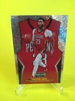 2018-19 Panini Threads ANTHONY DAVIS #219 Dazzle SP New Orleans Pelicans