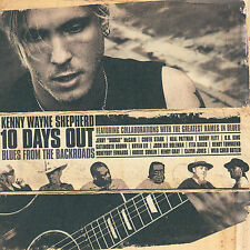 10 Days Out: Blues From the Backroads by Kenny Wayne Shepherd CD+DVD