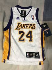 NBA Adidas LA LAKERS Kobe Bryant Swingman Jersey Kid toddle boy