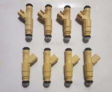 Bosch Flow Matched Fuel Injector Set for Ford 5.0 V8 0280155861 Set of 8
