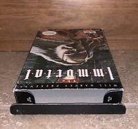 Nintendo NES The Immortal Authentic Original Empty Game Box & Styrofoam Only