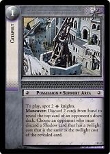 Lord of the Rings LOTR TCG Siege of Gondor 8R32 Catapult Foil Card