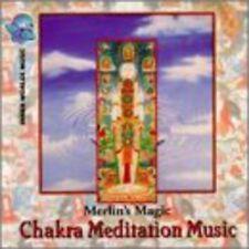 Bodo Baginski, Merli - Chakra Meditation Music [New CD]