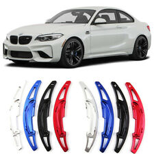 Alloy Steering Wheel DSG Paddle Extension Shifters Cover Fit For BMW M2 14-2018