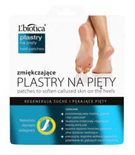 L`BIOTICA LBIOTICA HEEL PATCHES FOR DRY AND CRACKED HEELS REGENERATING SOFTENING