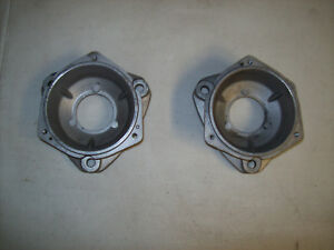 Ferrari 308 Engine Ignition Distributor Cap Mounting Housing Flanges GTSi GTBi 2