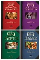 NEW The Blackgaard Chronicles Set of 4 Adventures in Odyssey Phil Lollar 1 2 3