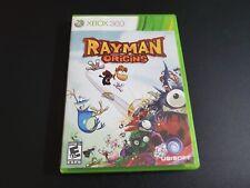 Rayman Origines Ubisoft Microsoft Xbox 360 comme Neuf Condition Disque Complet