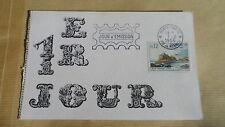 Carte 1er jour / FDC Monaco - Palais Princier XVIIe S 12c - 01/02/1966