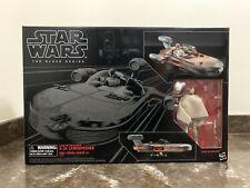 Star Wars Black Series X-34 Landspeeder & 6? Luke Skywalker Box Damage See Pics