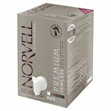Norvell DARK Sunless Spray Tanning Solution, 128 oz Gallon