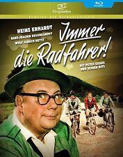 Immer die Radfahrer - mit Heinz Erhardt, Wolf Albach-Retty - Filmjuwelen BLU-RAY