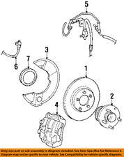 Lincoln FORD OEM 95-02 Continental Front Brake-Flex Hose 1F3Z2078CA