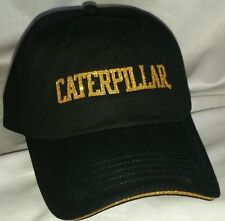 #307 Womens CAT Catipillar Sparkle Lettering on the Front  Adjust Cap/Hat-NWOT