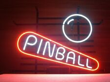 "Pinball Game Room Neon Light Sign 32""x24"" Beer Bar Decor Lamp"