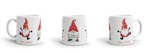 Personalised Gonk Gonks Kids Dad Cup Mug Gift Keepsake Novelty Christmas Present