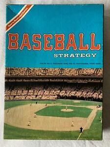 ⚾️⚾️⚾️ Avalon Hill Baseball Strategy Game, 1973 ⚾️⚾️⚾️