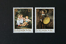 Timbres / Stamp LUXEMBOURG Yvert et Tellier n°1169 à 1170 NSG (cyn10)