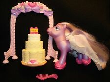 MON PETIT PONEY *my little pony N°293 wysteria III crystal bride 2006