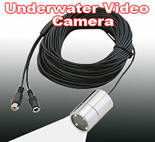 20M Underwater Video Color Camera 4 Bright LEDs for Fishing/Exploring/Swimming