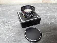 Super Horseman 1:4.5/105mm Lens, Seiko-SLV Shutter