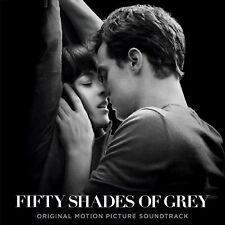 50 Fifty Shades of Grey : Audio Music CD -Original Motion Picture Soundtrack New