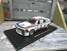BMW 3.0 CSL Winner Sieger 1975 Sebring #25 Stuck Redman Posey Moffat Spark 1:43