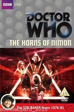 DOCTOR DR WHO HORNS OF NIMON DVD TOM BAKER Brand New Sealed Original UK Rel R2