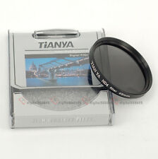 Tianya 37mm 37 mm Neutral Density ND 4 ND4 Lens Filter for Camera Camcorder