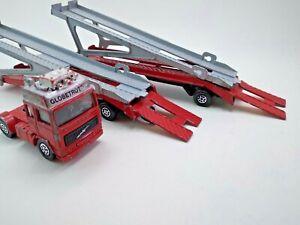 Corgi Volvo Globetrotter Car Transporter and Trailer