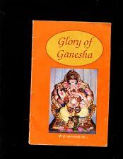 Glory of Ganesha Chinmayananda Swami