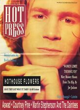 Hothouse Flowers Hot Press 19/5/88