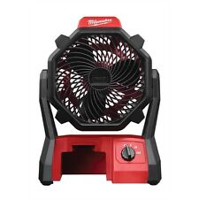 Milwaukee 0886-20 M18 Portable Jobsite Fan 18 volt with AC Adaptor BARE TOOL