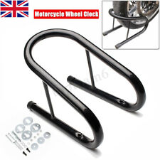 5.5'' Motorcycle Front Wheel Chock Stand Motorbike Bike Scooter Paddock Garage