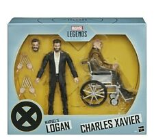 Hasbro pulsecon Exclusive Marvel Legends Logan & Charles Xavier 2-Pack Preorder