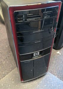 HP Elite MATX ITX PC Case Only Bare Chassis with DVD RW Drive